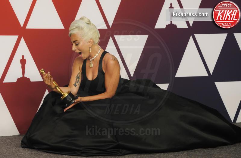 Lady Gaga - Los Angeles - 25-02-2019 - Oscar 2019: vincono Roma, Green Book, Bohemian Rhapsody