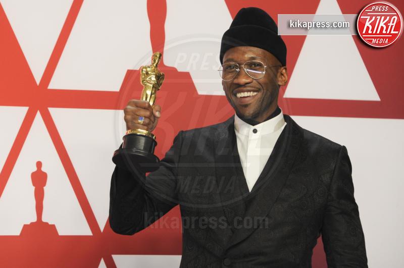 Mahershala Ali - Los Angeles - 25-02-2019 - Oscar 2019: vincono Roma, Green Book, Bohemian Rhapsody