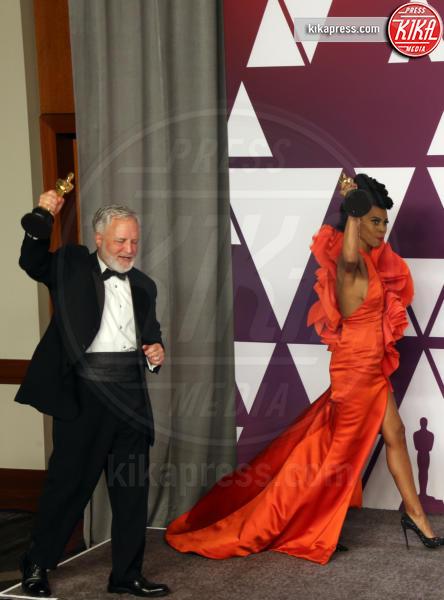 Hannah Beachler, Jay R. Hart - Hollywood - 24-02-2019 - Oscar 2019: vincono Roma, Green Book, Bohemian Rhapsody