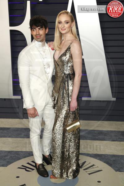 Sophie Turner, Joe Jonas - Beverly Hills - 24-02-2019 - Sophie Turner e Joe Jonas sposi a Las Vegas: le foto