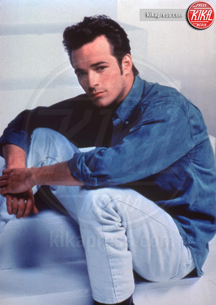 Luke Perry - Los Angeles - 01-01-1992 -  Luke Perry, ecco a quanto ammonta l'eredità per i figli