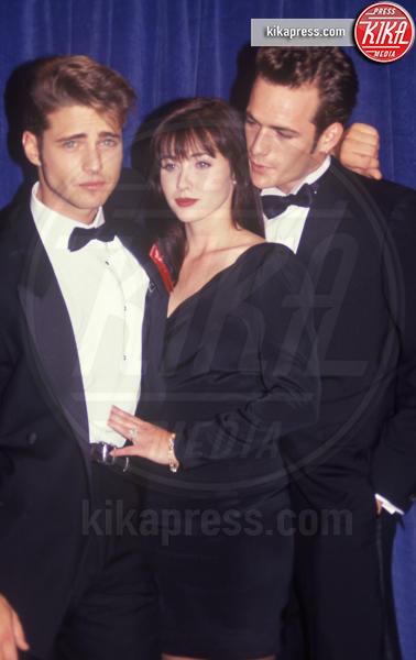 Luke Perry, Shannen Doherty, Jason Priestley - Hollywood - 30-06-1993 -  Luke Perry, ecco a quanto ammonta l'eredità per i figli