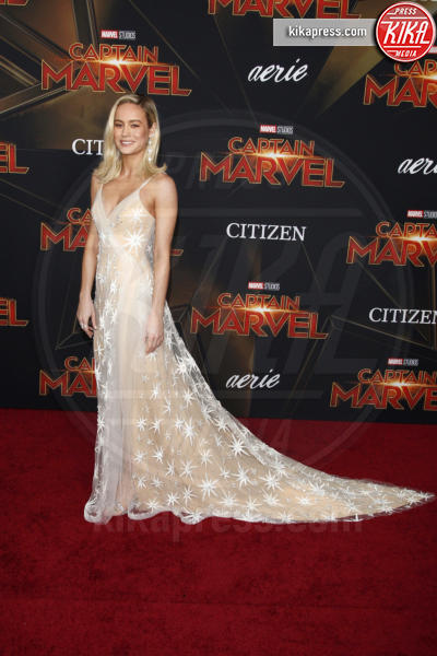 Brie Larson - Los Angeles - 04-03-2019 - Time 2019, la classifica delle star più influenti