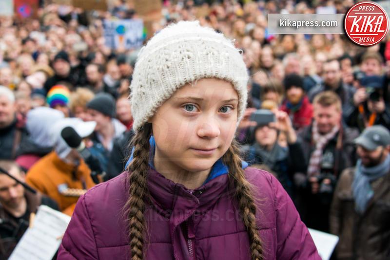 Greta Thunberg - Venezia - 15-03-2019 - Time: Greta Thunberg è la Persona dell'anno