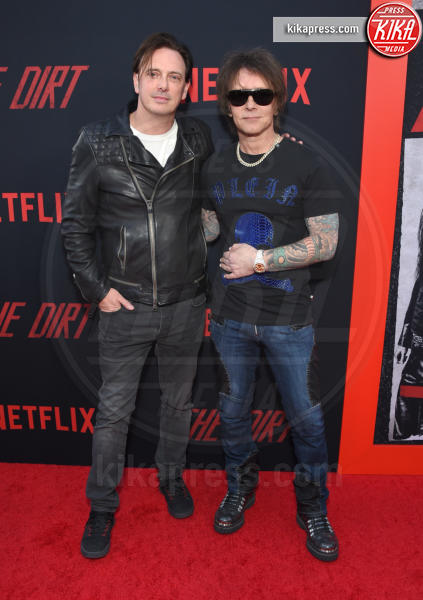 Donovan Leitch, Billy Morrison - Hollywood - 18-03-2019 - Paris Jackson sul red carpet dopo i rumors sul tentato suicidio