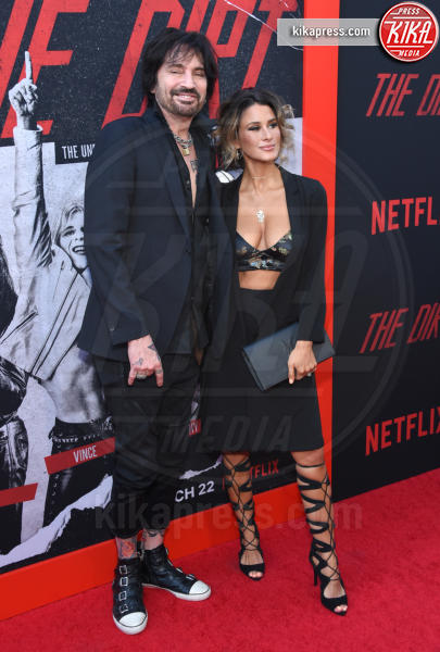 Brittany Furlan, Tommy Lee - Hollywood - 18-03-2019 - Paris Jackson sul red carpet dopo i rumors sul tentato suicidio