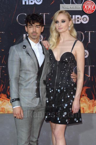 Sophie Turner, Joe Jonas - New York - 04-04-2019 - Sophie Turner e Joe Jonas sposi a Las Vegas: le foto