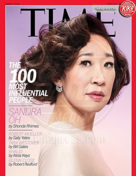Sandra Oh - Los Angeles - Time 2019, la classifica delle star più influenti