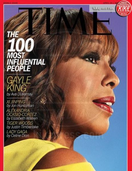 Gayle King - Los Angeles - Time 2019, la classifica delle star più influenti