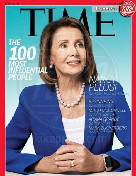 Nancy Pelosi - Los Angeles - Time 2019, la classifica delle star più influenti