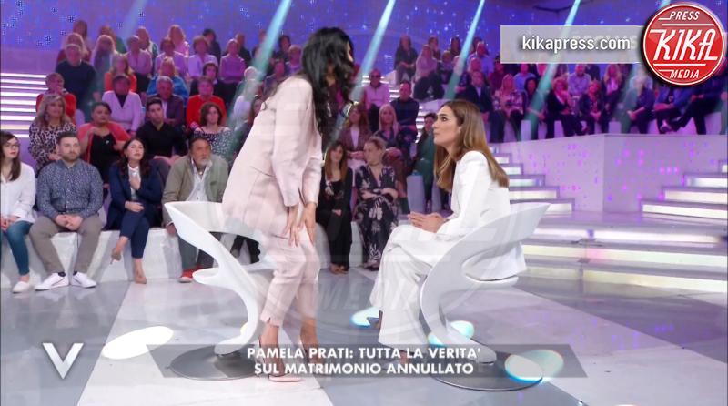 Silvia Toffanin, Pamela Prati - Milano - 11-05-2019 - Pamela Prati e le nozze annullate: quanto ci ha guadagnato?