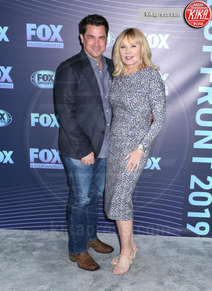 Josh Elliott, Kim Cattrall - New York - 13-05-2019 - Beverly Hills 90210: reunion ufficiale per i palinsesti Fox!