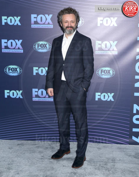 Michael Sheen - New York - 13-05-2019 - Beverly Hills 90210: reunion ufficiale per i palinsesti Fox!