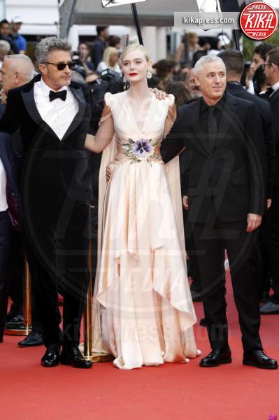 Robin Campillo, Pawel Pawlikowski, Elle Fanning - Cannes - 14-05-2019 - Cannes 2019: le foto della prima giornata