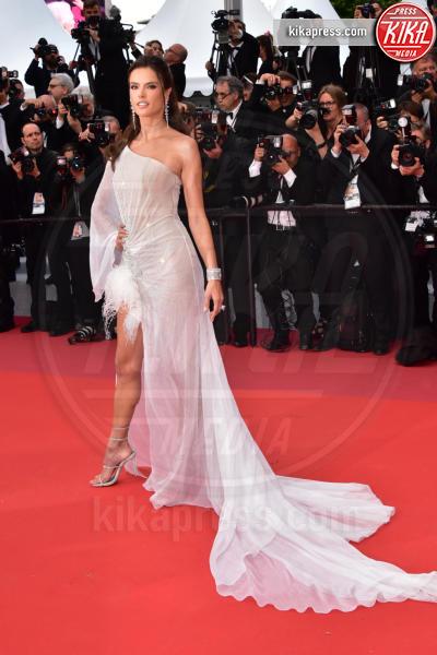 Alessandra Ambrosio - Cannes - 14-05-2019 - Cannes 2019: le foto della prima giornata