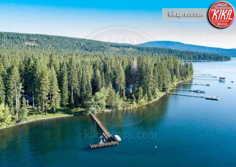 Tenuta Mark Zuckerberg - Lago Tahoe - 16-05-2019 - Ossessione privacy, Mark Zuckerberg e la sua casa vacanze