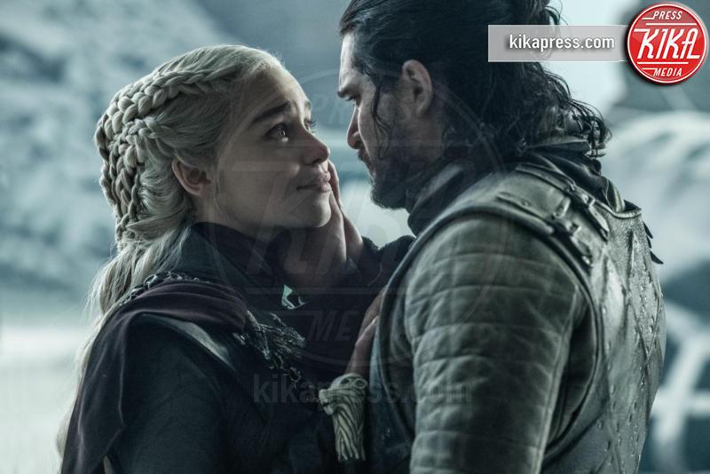 Kit Harington, Emilia Clarke - Los Angeles - 01-01-2019 - Emmy 2019, Il Trono di Spade fa il record di nomination: 32!