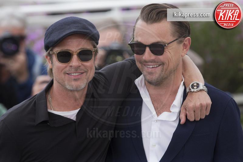 Leonardo DiCaprio, Brad Pitt - Cannes - 22-05-2019 - Non solo Amadeus e Fiorello, quanto aiuta l'amicizia!