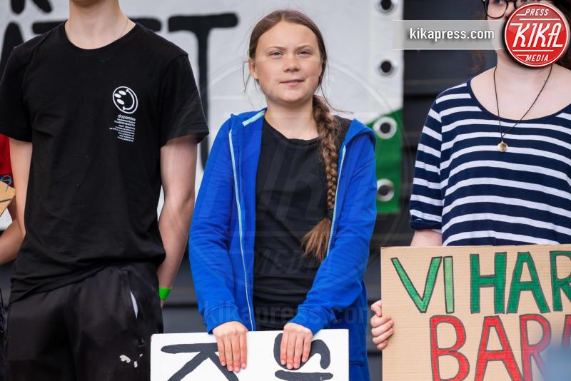 Greta Thunberg - Stoccolma - 24-05-2019 - Time: Greta Thunberg è la Persona dell'anno