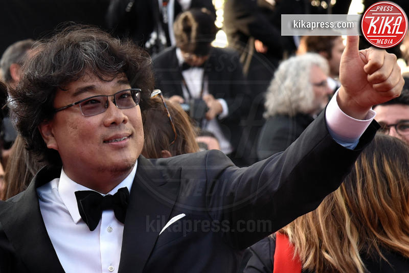 Bong Joon-Ho - Cannes - 25-05-2019 - Festival di Cannes 2019: l'ultimo red carpet