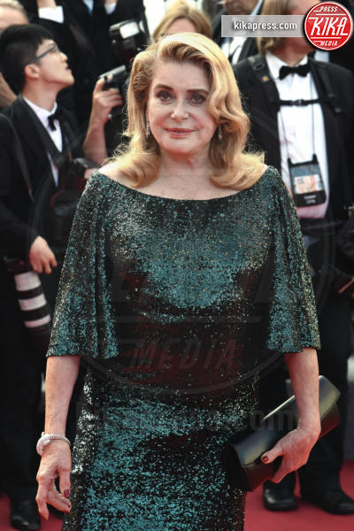 Catherine Deneuve - Cannes - 25-05-2019 - Festival di Cannes 2019: l'ultimo red carpet