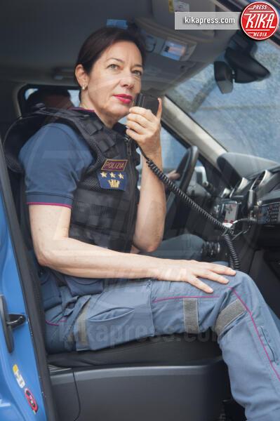 Reparto Squadra Mobile Cagliari, Adriana Cammi - Cagliari - 11-06-2019 - Adriana Cammi: la prima poliziotta a capo della Squadra Mobile