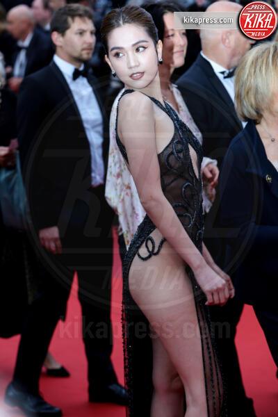 Ngoc Trinh - Cannes - 19-05-2019 - Cannes, modella multata dal Governo perché troppo sexy