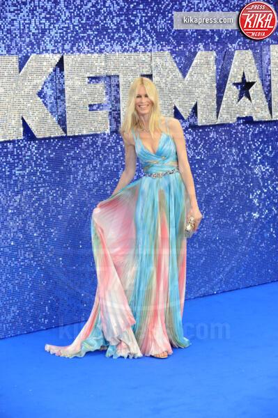 Claudia Schiffer - Londra - 21-05-2019 - Chiara Ferragni e Claudia Schiffer, chi lo indossa meglio?