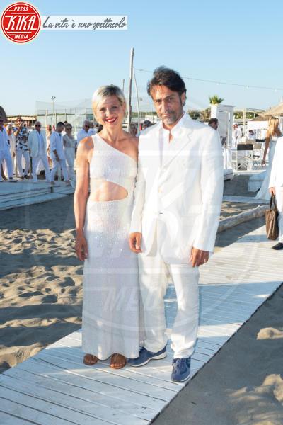 Pietro Delle Piane, Antonella Elia - Roma - 02-07-2019 - Antonella Elia presto sposa: ecco chi è il fortunato!