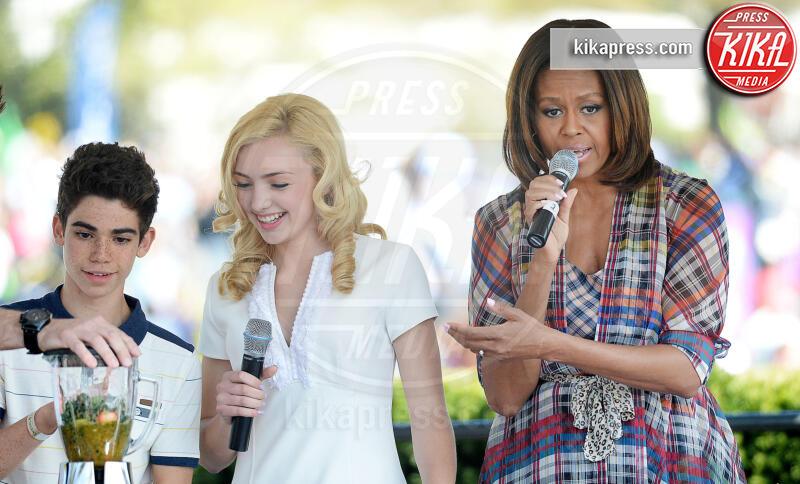 Cameron Boyce, Michelle Obama - Washington - 21-04-2014 - È morto Cameron Boyce, l'astro nascente di Hollywood