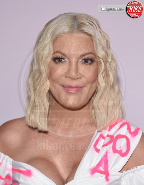 Tori Spelling - Los Angeles - 21-01-2014 - Beverly Hills, i protagonisti ieri e oggi, la data italiana