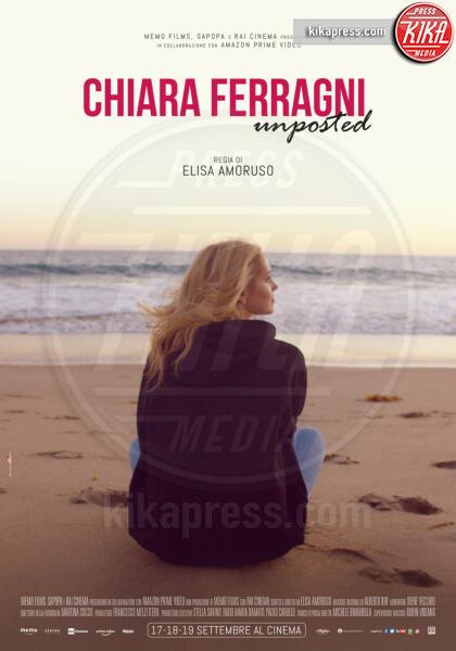 Chiara Ferragni - Unposted, Chiara Ferragni - Venezia - 07-08-2019 - Venezia 2019: Chiara Ferragni - Unposted, il poster del film