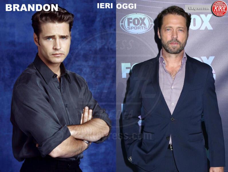 beverly hills 90210, Jason Priestley - 19-02-2014 - Beverly Hills, i protagonisti ieri e oggi, la data italiana