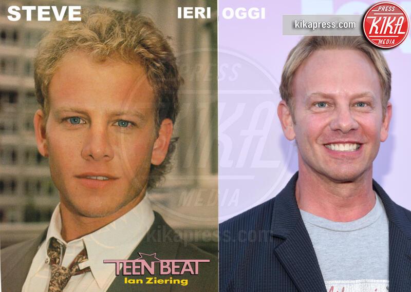 beverly hills 90210, Ian Ziering - 08-06-2013 - Beverly Hills, i protagonisti ieri e oggi, la data italiana