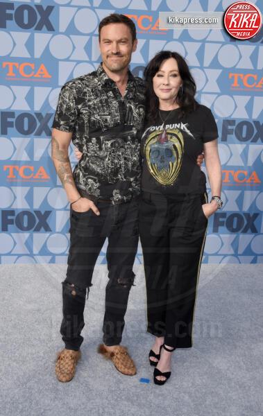 Brian Austin Green, Shannon Doherty - Los Angeles - 07-08-2019 - Beverly Hills, i protagonisti ieri e oggi, la data italiana