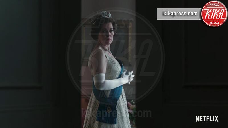 Olivia Colman - 14-08-2019 - Olivia Colman nei panni della Regina,le prime immagini ufficiali