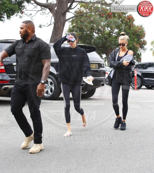 Hailey Baldwin, Kendall Jenner - Los Angeles - 19-08-2019 - Hailey Baldwin e Kendall Jenner, amiche... per lo sport!