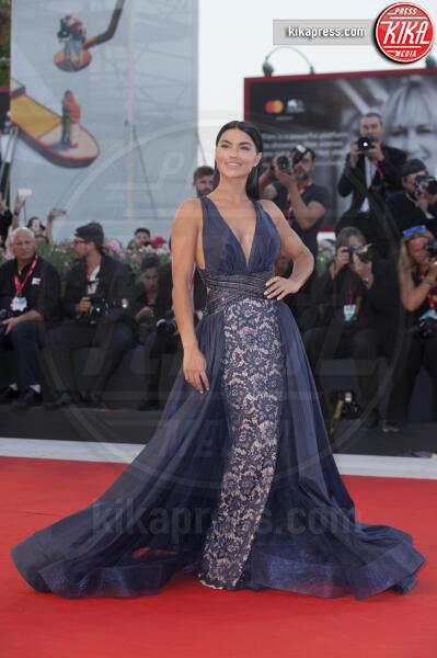 Teresa Langella - Venezia - 05-09-2019 - Venezia 76, tronisti sul red carpet. La polemica!
