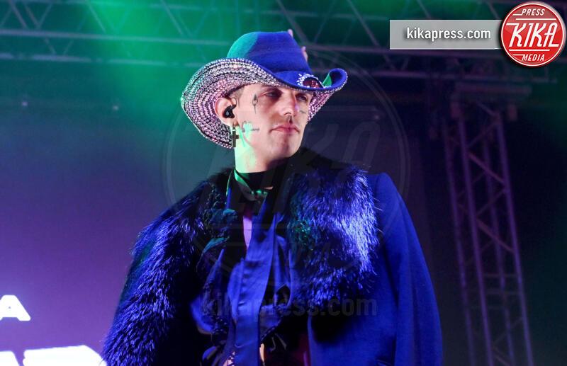 Achille Lauro - Sesto San Giovanni - 08-09-2019 - Emis Killa chiude il Supereroe Tour al Carroponte