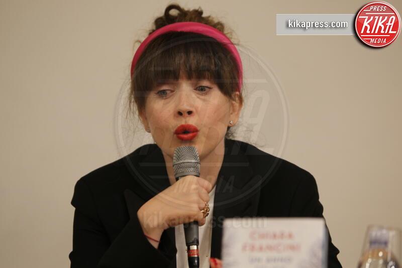 Chiara Francini - Napoli - 10-09-2019 - Napoli, Chiara Francini promuove Un anno felice