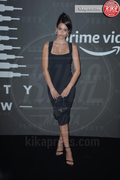 Amelia Gray Hamlin - New York - 10-09-2019 - Vanessa Hudgens, sotto il vestito niente al Fenty Event