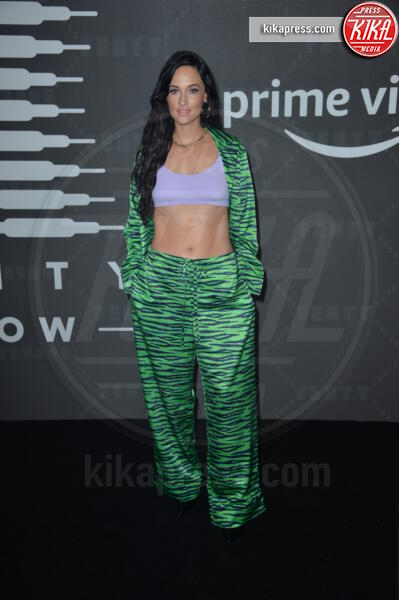 Kacey Musgraves - New York - 10-09-2019 - Vanessa Hudgens, sotto il vestito niente al Fenty Event