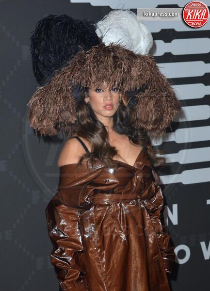 Dascha Polanco - New York - 11-09-2019 - Vanessa Hudgens, sotto il vestito niente al Fenty Event