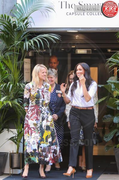 Meghan Markle - Londra - 12-09-2019 - Meghan Markle torna al lavoro con la collezione per Smart Works
