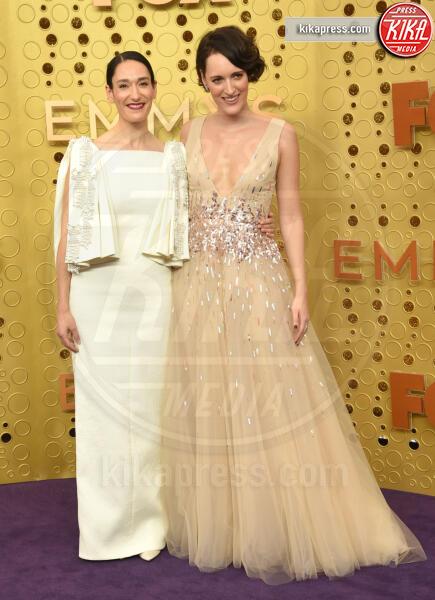 Sian Clifford, Phoebe Waller-Bridge - Los Angeles - 23-10-2019 - Emmy 2019: trionfano Fleabag, Game of Thrones e Chernobyl