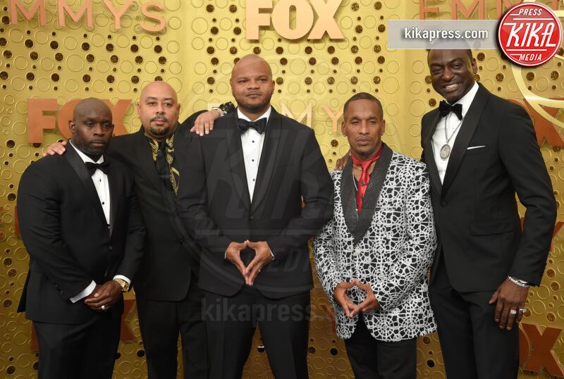Antron McCay, Raymond Santana, Yusef Salaam, Korey Wise, Kevin Richardson - Los Angeles - 23-10-2019 - Emmy 2019: trionfano Fleabag, Game of Thrones e Chernobyl