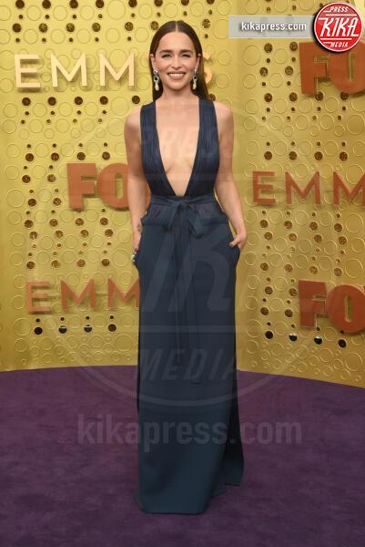Emilia Clarke - Los Angeles - 23-10-2019 - Emmy 2019: trionfano Fleabag, Game of Thrones e Chernobyl