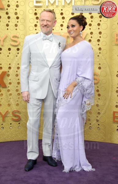Allegria Riggio, Jared Harris - Los Angeles - 22-09-2019 - Emmy 2019: trionfano Fleabag, Game of Thrones e Chernobyl