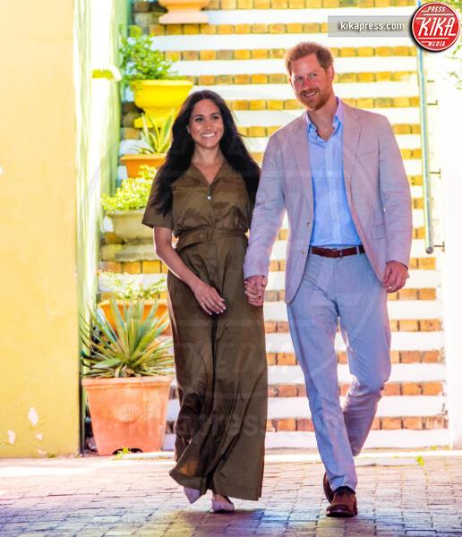 Meghan Markle, Principe Harry - Città del Capo - 24-09-2019 - Thomas Markle:
