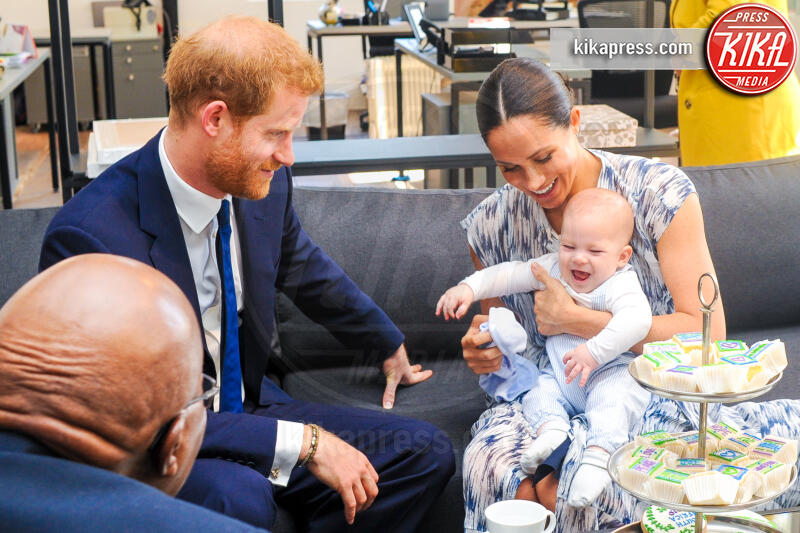 Meghan Markle, Archie Montgomery, Principe Harry - Città del Capo - 25-09-2019 - Megxit: sarà questa la casa dei duchi di Sussex?